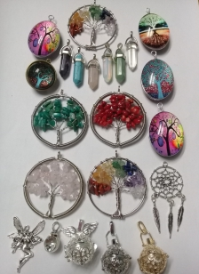This is a Display of New Pendants-Enquire for pricing