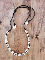 Cowrie Shell Necklace R100 (Buy Any 10, Less 50%)