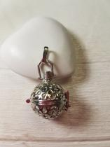 Harmony Bell Silver Plated Penant *Buy any 10, pay half price
