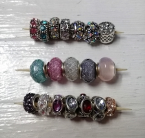 This is a display of the Pandora Spacers, enquire within